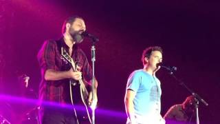 Third Day & Trevor Morgan: I've Always Loved You (Cypress, TX - 11/13/15)