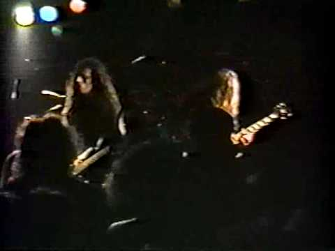Defiance - Tribulation Live in Detroit 1990