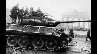В кино такого не увидеть: зачем советские танкисты рисовали на башнях белые полосы
