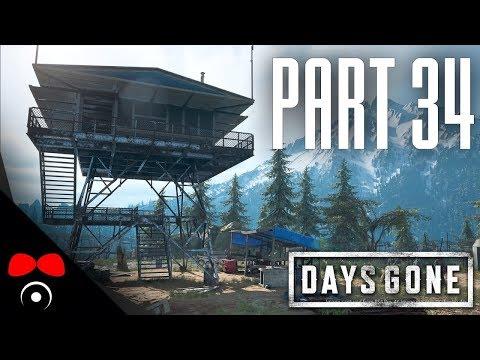 SPRINTER, NOVÝ TYP FREAKERA! | Days Gone #34
