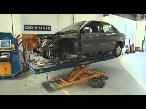A Career in Automotive Collision Repair