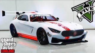 GTA V Online   Tunando O Schlagen GT [Mercedes Benz AMG GT] Esportivo