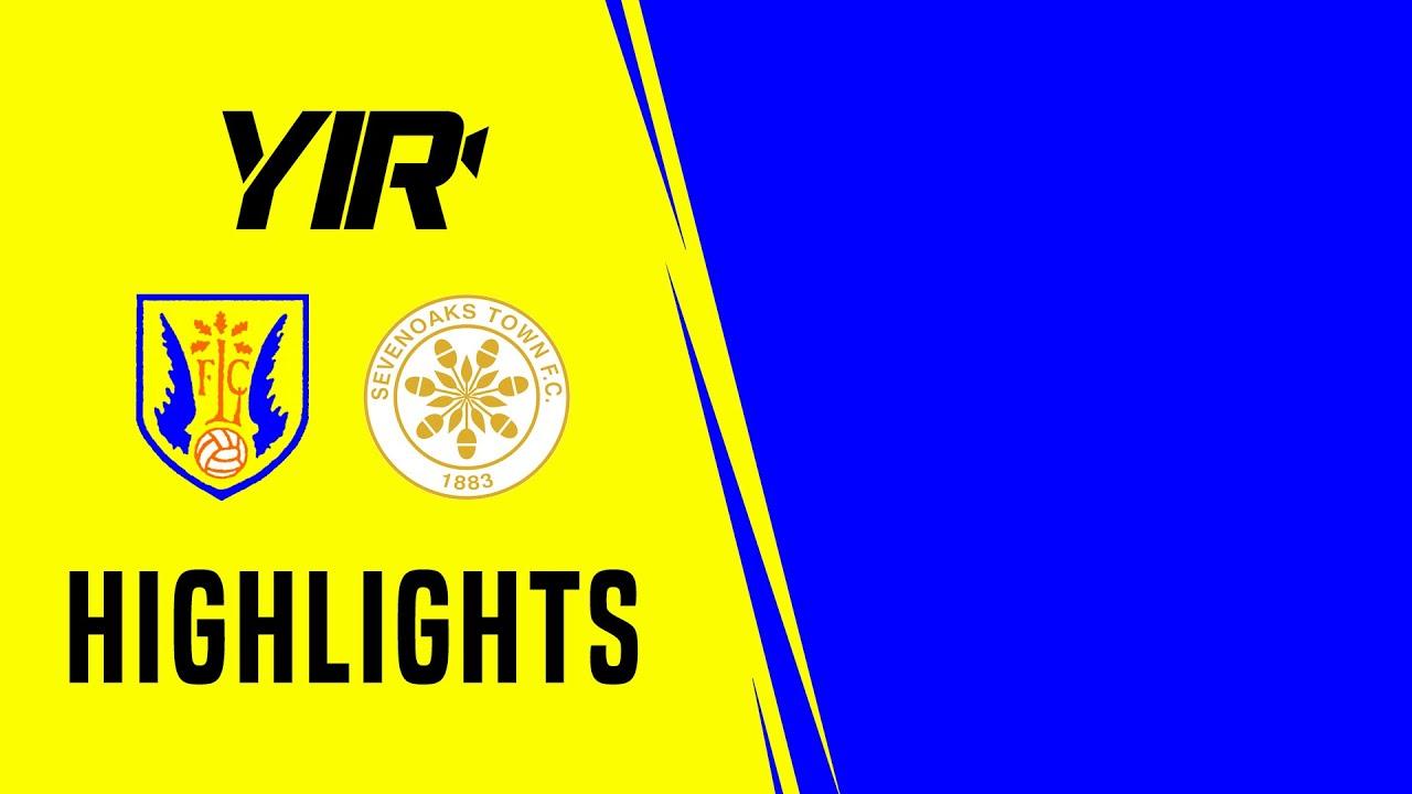 Thumbnail for Highlights: Lancing 2 Sevenoaks Town 1