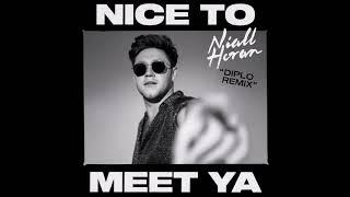 Niall Horan, Diplo   Nice To Meet Ya (Diplo Remix)