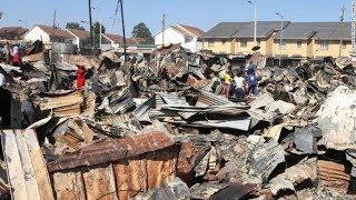 Langata MP Nixon Korir assures that the Kijiji fire victims will be resettled