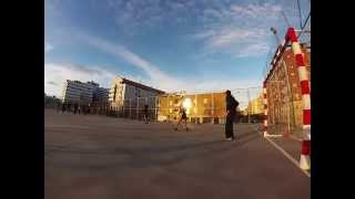 preview picture of video 'GoPro Handball BM.CÁCERES'