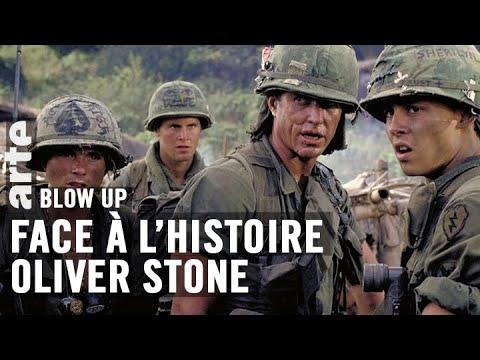 Face à l'Histoire : Oliver Stone - Blow Up - ARTE