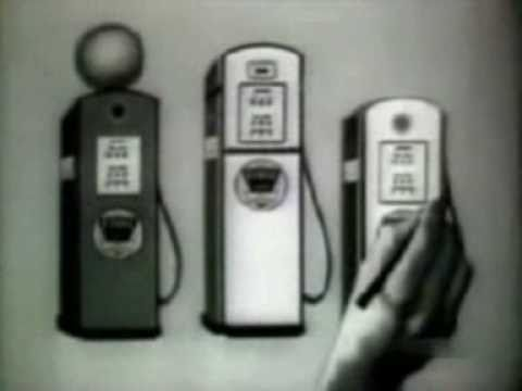 What is the Unnamed Special Ingredient in Ethyl Gasoline (Lead)? 1950s
