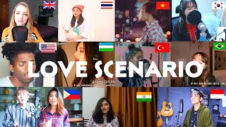 Who Sang It Better:iKON Love Scenario ' (uk,us,korea,thailand,vietnam,brasil,indo,india)