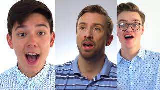 Waving Through a Window (Dear Evan Hansen) - Vocalight ft. Peter Hollens