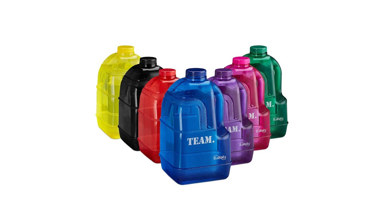 "Video von: XXL Water Jug 3,9L ""TEAM"""