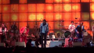 Arcade Fire Mexico- Here Comes The Night Time @Vive Latino 2014
