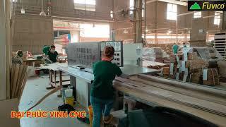 MÁY MAY VENEER G1 Innovator Đài Loan. Dây Chuyền Máy Làm Veneer chuyên nghiệp hiện đại Nhất