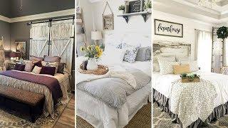 ❤DIY Rustic Shabby Chic Style Bedroom Decor Ideas❤   Farmhouse Decor Ideas   Flamingo Mango