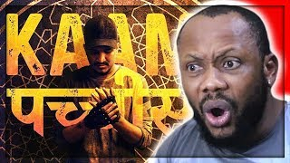 Kaam 25: DIVINE | Sacred Games | Netflix | REACTION!!!