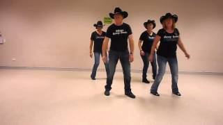 Never Live Without You Line Dance.