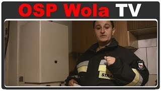 preview picture of video 'OSP Wola #vlog 20 Czad'