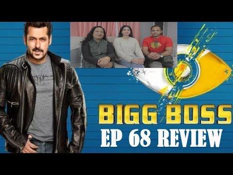Bigg Boss 13 Review EP 68 |  Sana & Mahria vs Rashmi & Shefali |