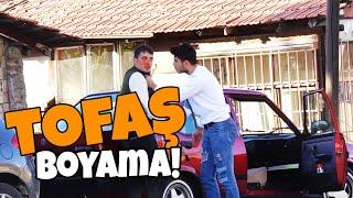 TOFAŞ BOYAMA ŞAKASI! #2 - ( TOFAŞCILAR ÇILDIRDI!  )