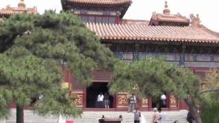 Video : China : Scenes at YongHeGong Lama Temple, Beijing - video