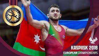 GOLD FS - 65 kg: H. ALIYEV (AZE) v. I. BEKBULATOV (RUS)
