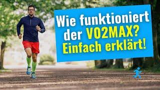 Wie funktioniert die VO2max? Training Laufen richtig nutzen! Einfach erklärt!