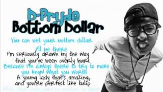 Bottom dollar lyrics