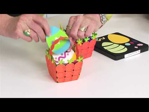 DIY Eggs in a Basket | Ellison Education Lesson Plan #12157