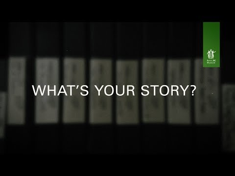 What's Your Story? with Dr. Evan Adams