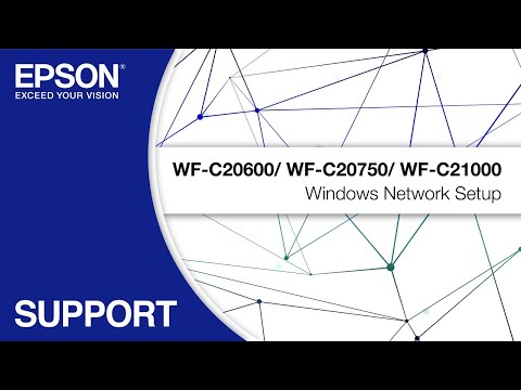 Windows Network Setup