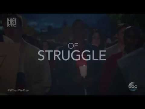 When We Rise Teaser 'Real Families' Story'