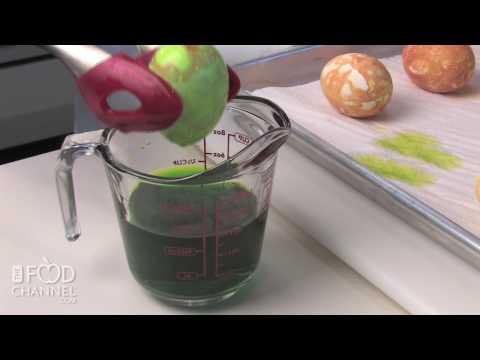 Πως να βάψετε αυγά με κρεμμύδια