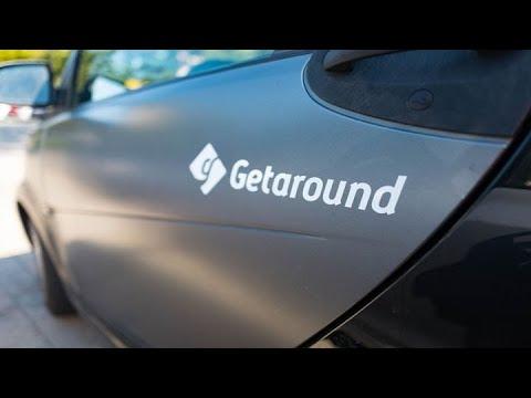 Car-share service Getaround announces $300 million in funding