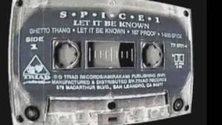 Spice 1 - 187 Proof Part 1 (1991) Hayward,CA