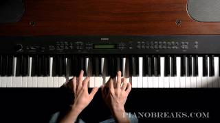 Jazz Piano Lessons - #1 - Introduction to Jazz Piano