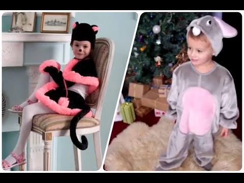Ideas de disfraces de animales para niños