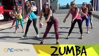 Easy zumba routine for beginners - ZUMBA Class