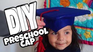 DIY Graduation Cap (preschool)