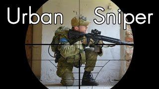 Airsoft Sniper Gameplay - Scope Cam - Urban Sniper 3 - dooclip.me