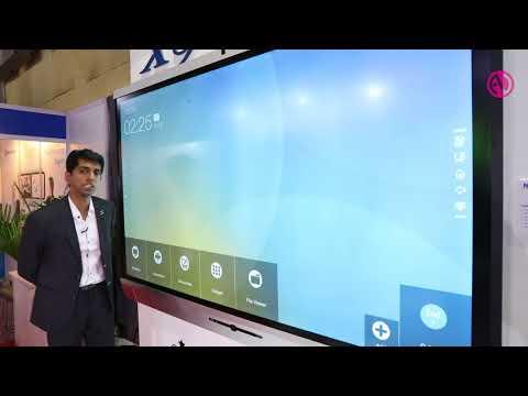 NewLine X9 Interactive Display