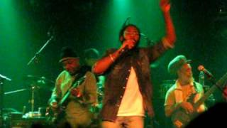 Tarrus Riley - Good Girl, Gone Bad  / One Two Order (live)
