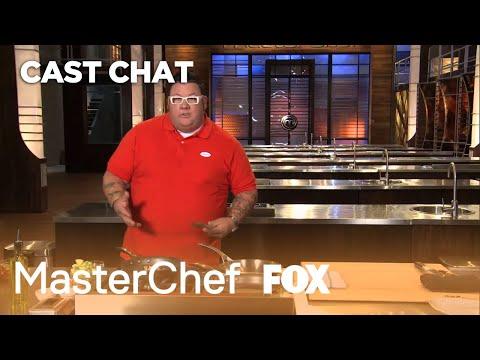 Luca's Pork Chop Recipe | Season 4 | MASTERCHEF