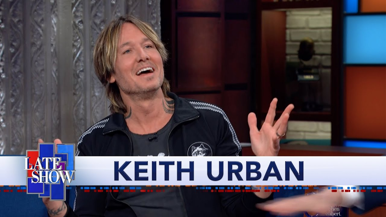 Keith Urban: Johnny Cash Was My First Concert When I Was Five Years Old thumbnail