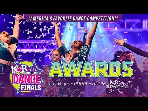 Las Vegas [Purple Room] - Awards