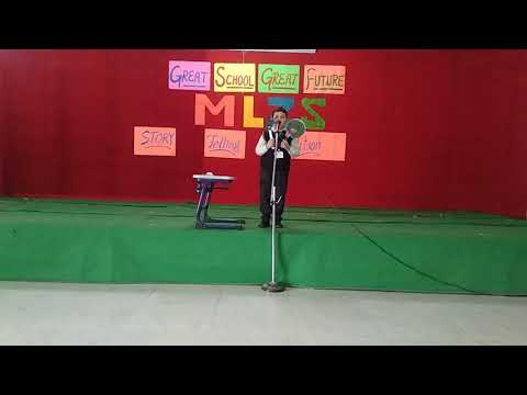 STORY TELLING COMPETITION GRADE I & II