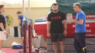 Олимпийская сборная Украины по гимнастике   YK media