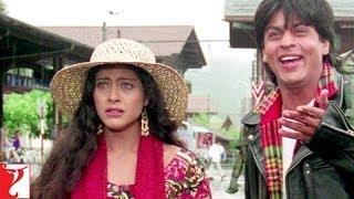 Raj Ashamed - Comedy Scene - Dilwale Dulhania Le Jayenge