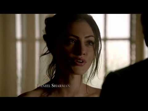 The Originals Season 2 Episode 2 - Hayley And Elijah Bathtub Scene