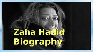Zaha Hadid Biography, Quotes, Buildings