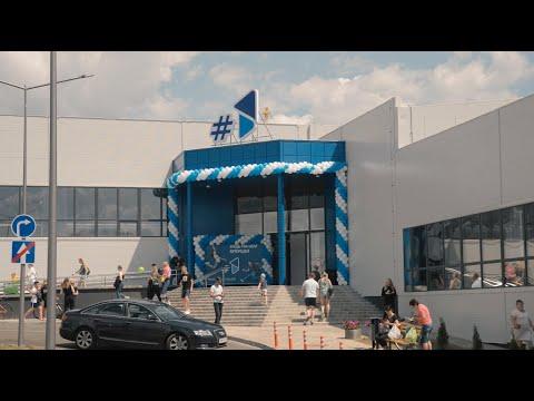 Видео Новый, первый!, самый крупный, торгово-развлекательный комплекс в г. Смолевичи (29 км. от Минска) с населением более 17 000 человек